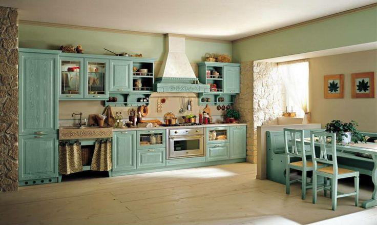 de casi todo un poco mas cocinas antiguas y rusticas