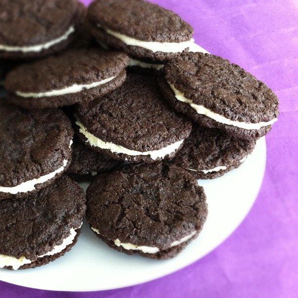 Homemade Oreo Cookie Recipe — Dishmaps