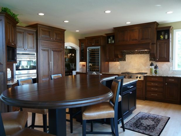 Great Kitchen For Entertaining Kitchen Design Inspiration Pinte
