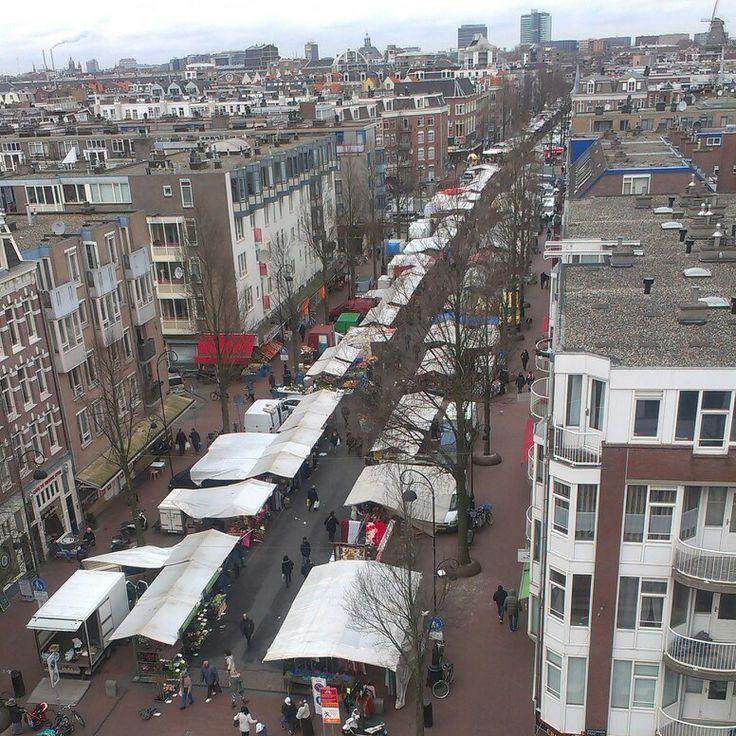Amsterdam ~ dappermarkt   Amsterdam - heden   Pinterest