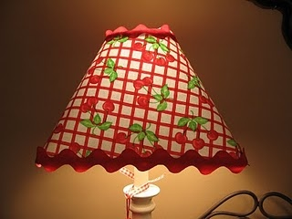 cutest lamp shade ever