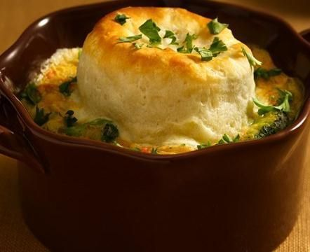 Quick and Easy Chicken Pot Pies | Recipe