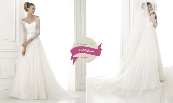 ... robe mariée, wedding dress, white, blanc, robe de mariée, pronovias