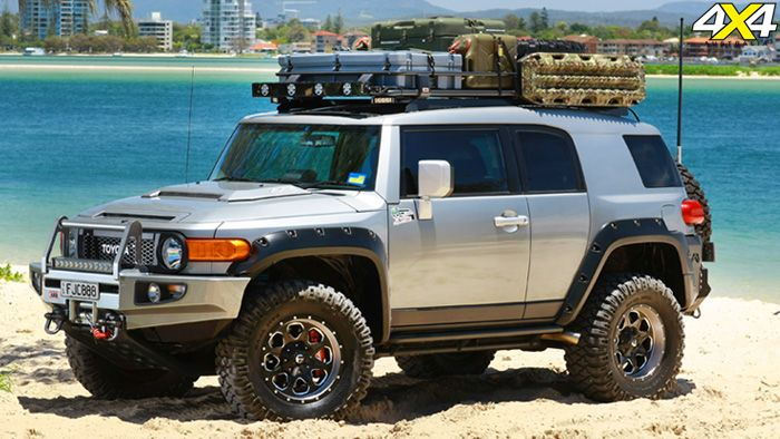 fj cruiser supercharged for autos post. Black Bedroom Furniture Sets. Home Design Ideas