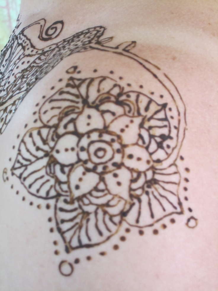 Lotus flower designed by my hubby.