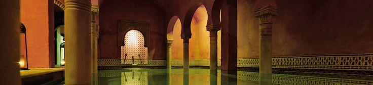 Baño Arabe Hammam Granada:Hammam Baños Árabes – Granada, Oh yes this is the feel for my own