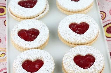 Sugar Cookie Tartlets — Punchfork | paleo eats | Pinterest