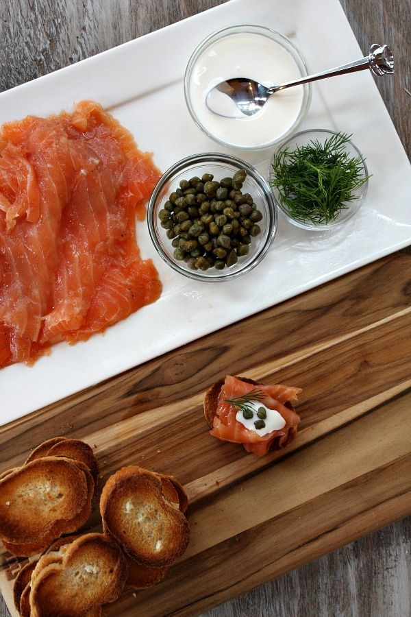 How to make Norwegian Salmon Gravlax....love
