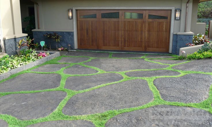 How To Make Lava Stone Driveway