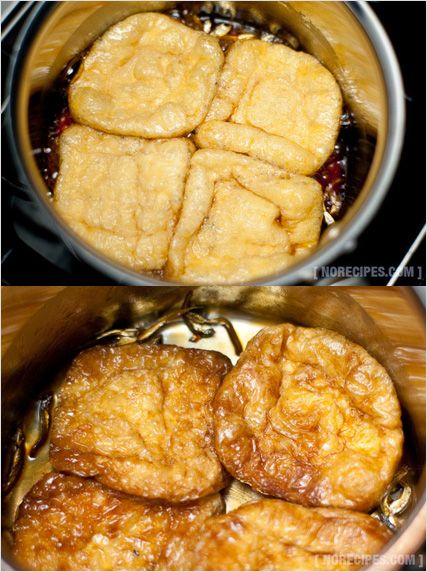 Udon Recipe (Kitsune Udon and Dashi)