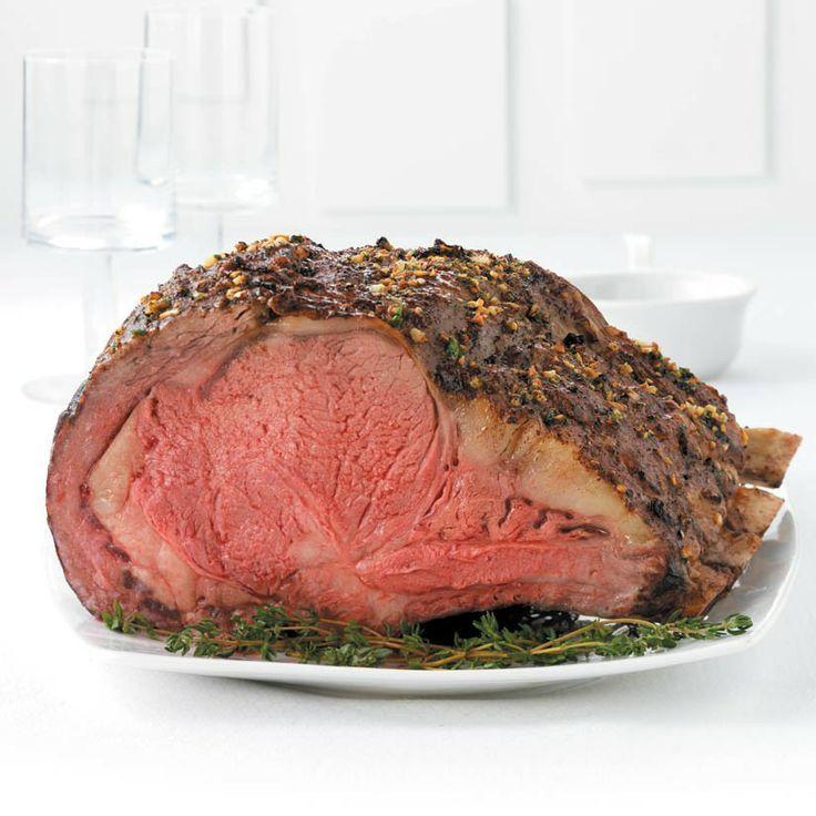 Emeril's Prime Rib Roast. | Cooking | Pinterest