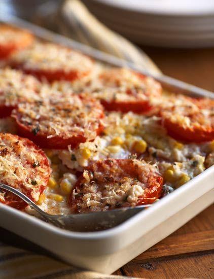 Tomato gratin | Veggies N' More | Pinterest