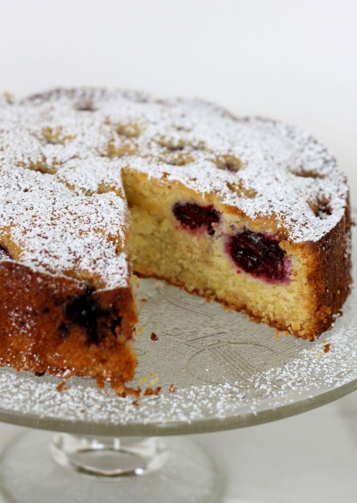cherry cornmeal cake lemon cornmeal breakfast cake cherry cornmeal ...
