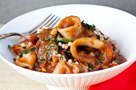 Sicilian Shrimp And Couscous Recipes — Dishmaps