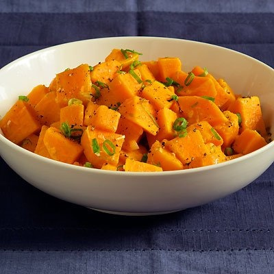 Chilled Sweet Potato Salad with Lime and Chili Oil - for those not ...