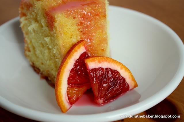 Blood Orange Yogurt Cake | Desserts | Pinterest