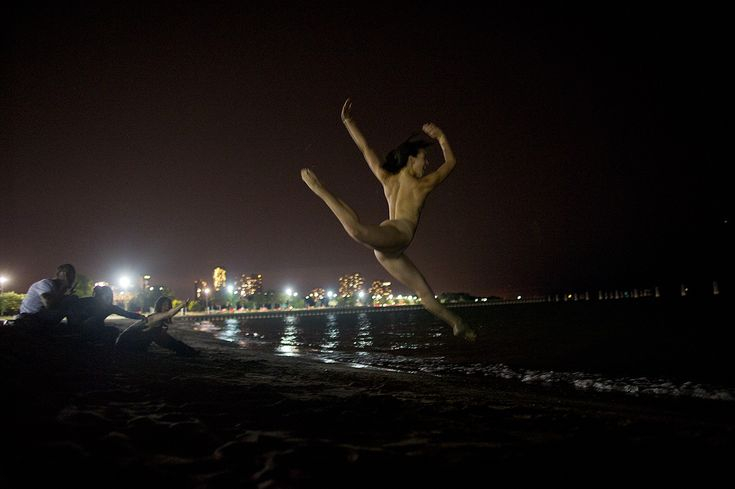 See this image of Skinnydipping in Chicago - Marissa Horton in Jordan Matter's upcoming book: Dancers Among Us - in bookstores this fall!