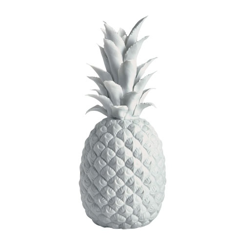 Pineapple decoration dream home pinterest for Decoration ananas