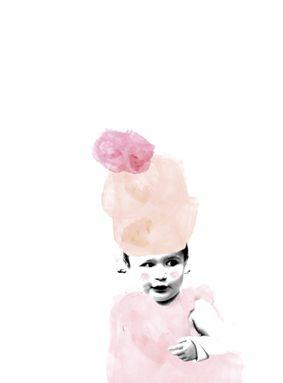 """""""Mini"""" A series by Italian artist, Serena Viola. www.serenaviola.it"""