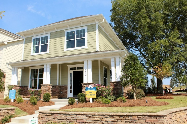 Vanderbilt single family home model realtor grand opening pin
