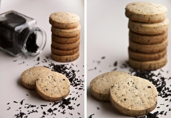 earl gray tea cookies | recipes | Pinterest