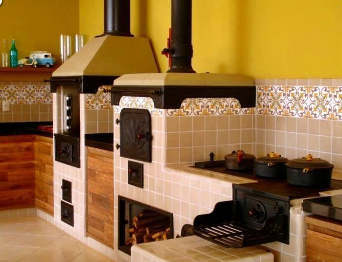 cozinha r?stica For the Home Pinterest