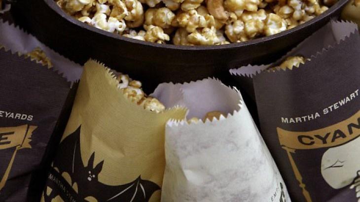 Macadamia Butter-Crunch Popcorn | Dessert Recipes-In The Kitchen | Pi ...