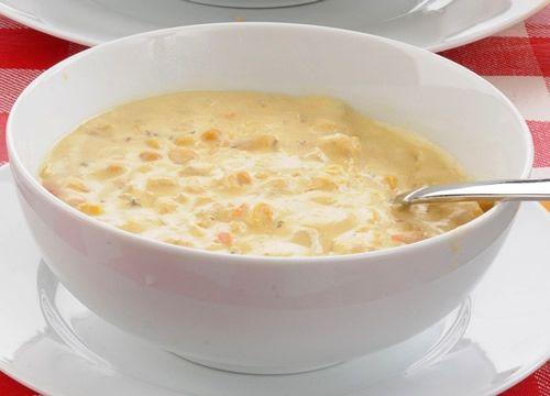 Spicy corn chowder | Shut up and eat | Pinterest