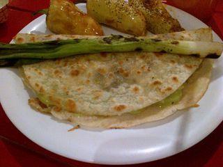 Carne Asada Taco Vampiro Recipe — Dishmaps