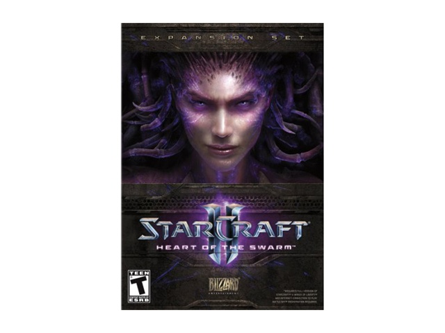Starcraft II: Heart of the Swarm | Gaming | Pinterest