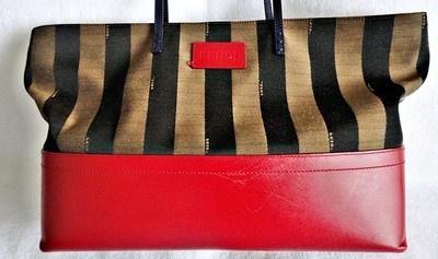Fendi Bag 2012 Authentic Our Price $900 Retailed 1,399