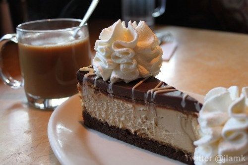 The best cheesecake on earth! Kahlua Cocoa Coffee Cheesecake from The ...