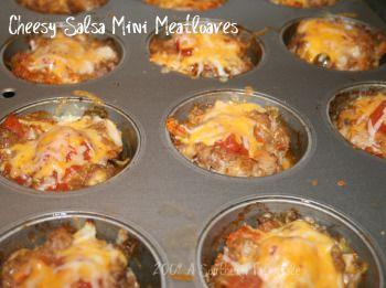 These are our favorite mini meat loafs. My kids gobble them and my ...