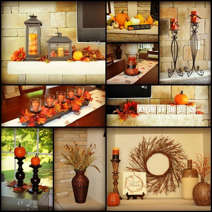 Fall Decor Fall Love It Pinterest