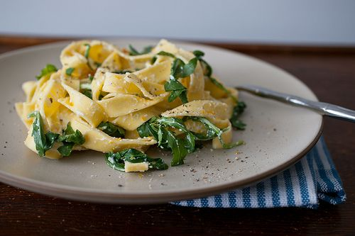 puffs with meyer lemon ricotta filling pasta with meyer lemon and ...