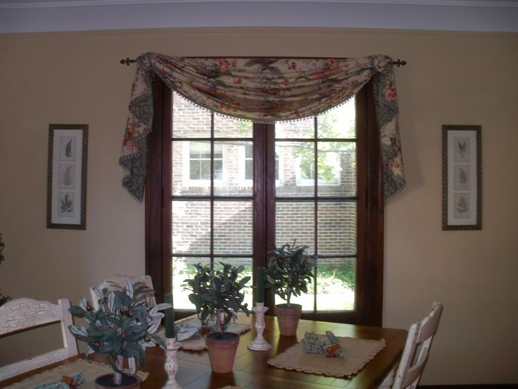 Swag Window Treatment Ideas Bing Images