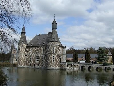 The Castle of Jehay