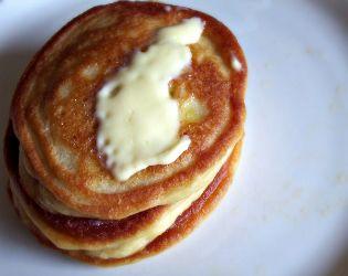 coconut pancake | PALEO - Breakfast, Breads & Flours | Pinterest