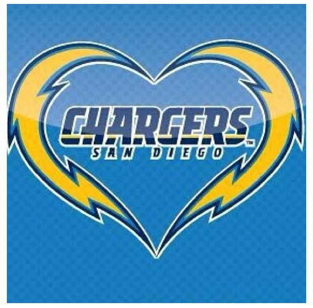 San Diego Chargers Bolts: I LOVE My SD CHARGERS!