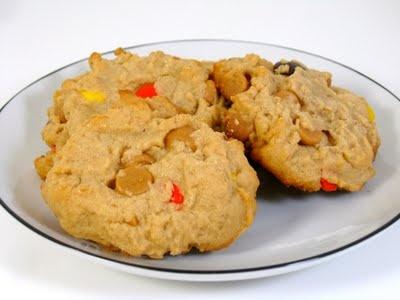 Triple peanut butter cookies   Kitchen   Pinterest