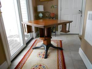 Antique card table repurpose antiques amp more pinterest