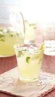 Publix GreenWise Market Honey-Basil Lemonade recipe
