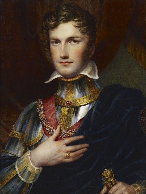 King Leopold I ... Paintings In History