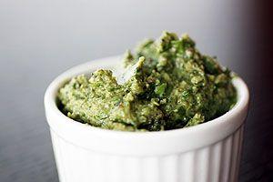 Swiss Chard Pesto. | Delicious Fare | Pinterest