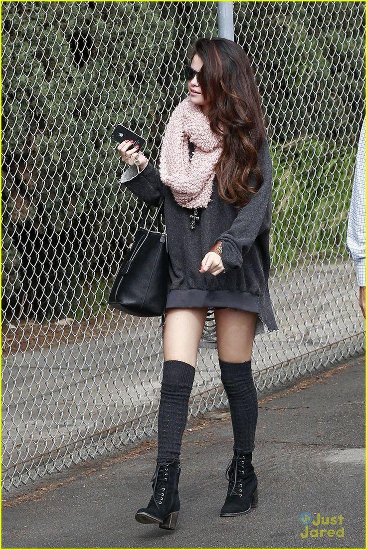 Selena Gomez Street Style 2013 February Clothes Pinterest