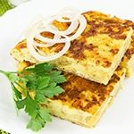 Frittata Lorraine | forget all about carbs | Pinterest