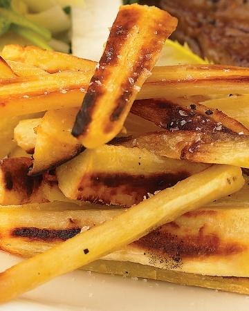 Parsnip Fries | In the Kitchen | Pinterest