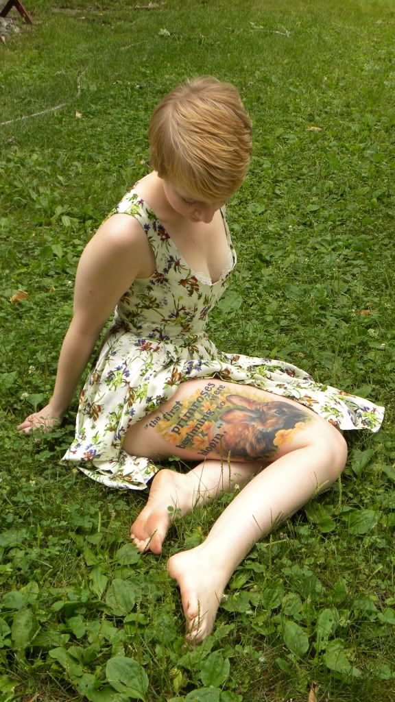 Literarytattoos Watership Down Tattoo