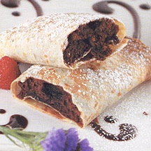 Chocolate Souffle Crepes...What??!!