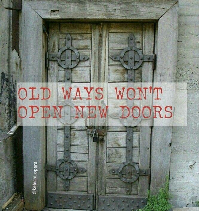 Opening new doors quotes quotesgram for Door quotation